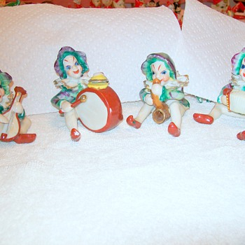 THE PIXIE AND ELVES MUSICIANS