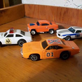 H.O. SLOT CARS