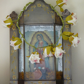 Tin Mexican Fatima Shrine