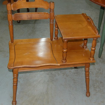 Telephones Chair - Furniture