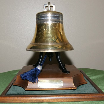Liberty Bell – White Chapel Bell Foundry, London England
