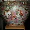 asian large  fish bowle