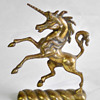 A Brass Unicorn