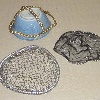 Victorian Ladies Headpieces  - Accessories