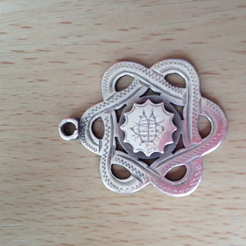 Please identify this membership pendant from 1808