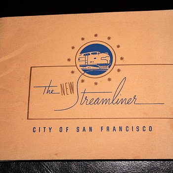 The NEW Streamliner - the City of San Francisco