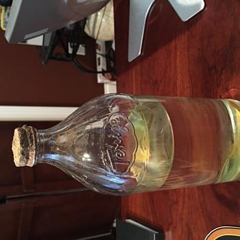 Texize Bottle clear