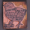 Woodblock for chicken boxes