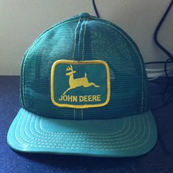 1970 Original John Deere Vent Cap - Hats