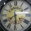 Oak Conoco Clock