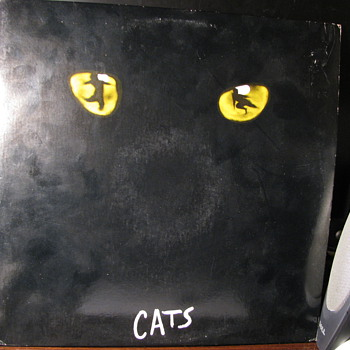 Cats  Original Broadway Cast Recording - Records