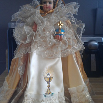 Vintage Statue - Dolls