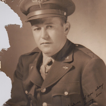 My Father need possibly date? - Military and Wartime