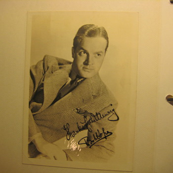 Bob Hope :) - Photographs