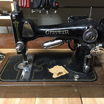 Graybar - Sewing