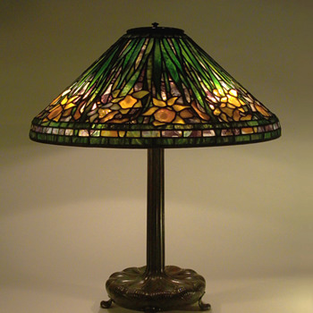 Daffodils - Art Glass
