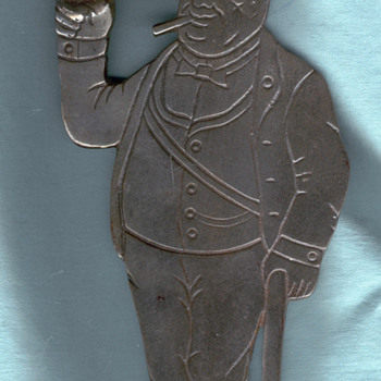 Cigar Man Snuffer