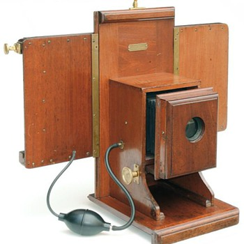 Sunflower Multiplying Camera, c.1903 - Cameras
