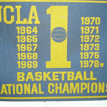 When UCLA Ruled The Basketball Court - Basketball