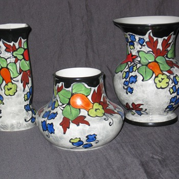 Ditmar Urbach designs - Art Pottery