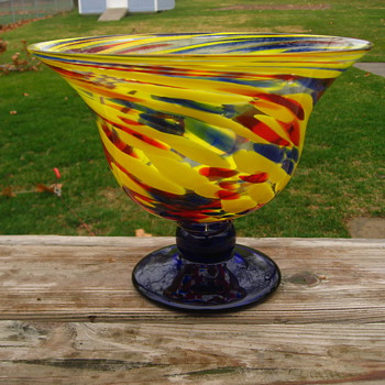 newer piece? - Art Glass