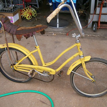 American Flyer Bicycle Muscle Bike
