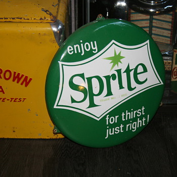 sprite sign - Signs