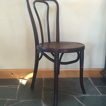 Auction Find - A Pair of Unusual Thonet