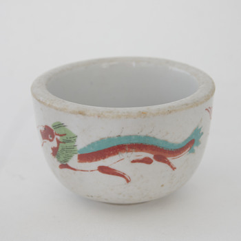 Chinese Restaurant Bowls…..