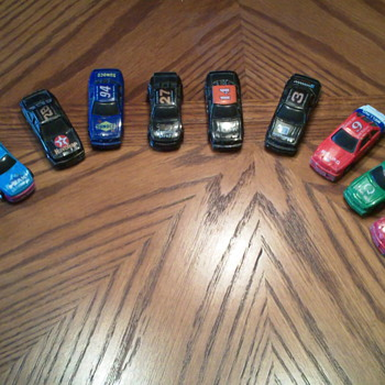 Miniature Nascar  - Model Cars
