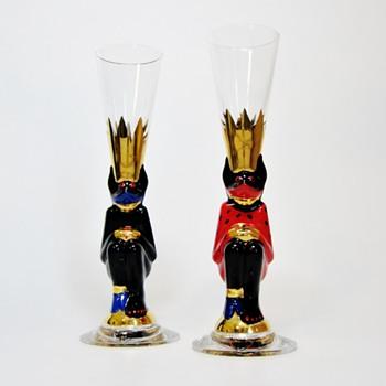 GUNNAR CYREN 1931-2013 - Art Glass