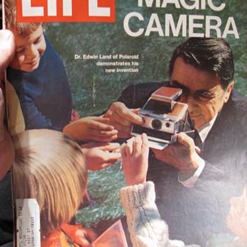 Seventies Magazines - Paper