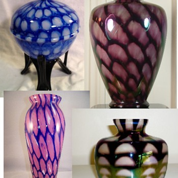 #2 Decor families - Powders   - Art Glass