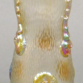 Loetz Nautilus Vase