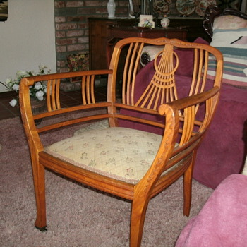 My mystery chair - Furniture