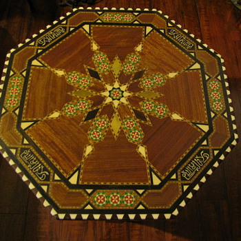 Middle Eastern Table? - Furniture