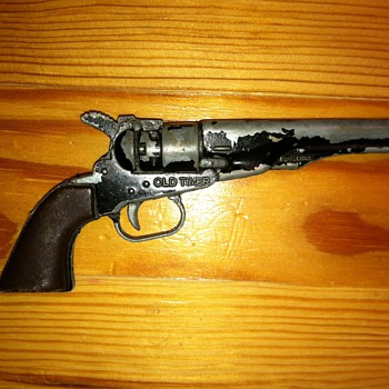 Hong kong old timer mini cap gun - Toys