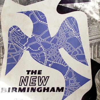 1957-the 'new'  birmingham----part 1. - Books