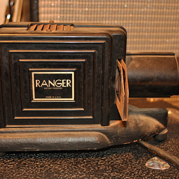 Ranger Slide Projector