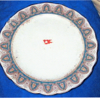 "Titanic First Class Dinner Plate-""Large"" Pattern - China and Dinnerware"