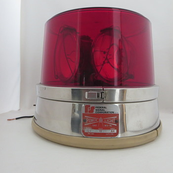 Emergency Power Light