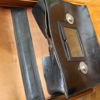 German Attache Case? - Bags