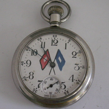 Ansonia Scout Troop Watch - Pocket Watches