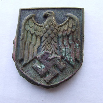 Mystery item found with a metal detector in Georgia - Military and Wartime