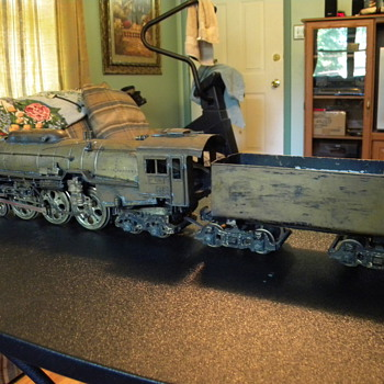 Train identification - Model Trains