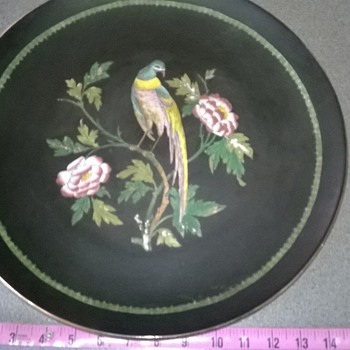 My Minton Charger need information on mark,maker - China and Dinnerware