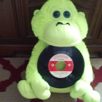 Just Monkeying Around! - Records