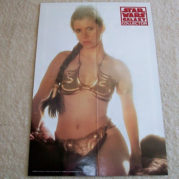 Princess Leia Poster  - Movies