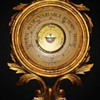 old Italian barometer