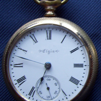 grammas pocket watch - Pocket Watches